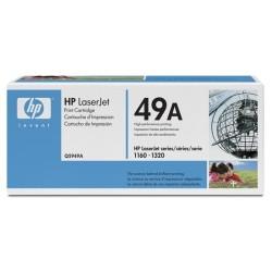 Lézertoner HP Q5949A fekete