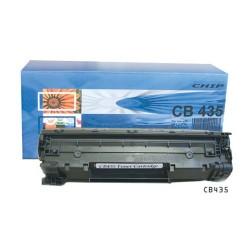 Lézertoner utángyártott HP CB435A fekete
