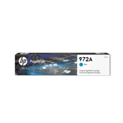 Tintapatron utángyártott HP 972A XL kék