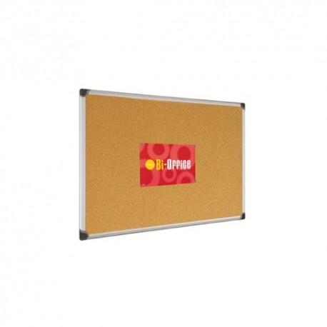 Parafatábla Bi-Office alumínium keretes 60x90 cm