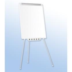 Flipchart tábla Bi-Office 70x100 cm 3 lábas, 5 db-os táblamarker tartóval