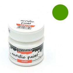 Kreatív akrilfesték Pentart matt 50 ml oliva 2290