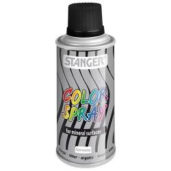 Kreatív színezőspray Stanger 150 ml metálezüst
