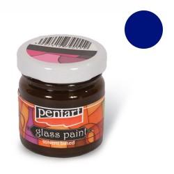 Kreatív üvegfesték Pentart 30 ml kék