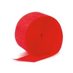 Krepp-papír 200x50 cm piros