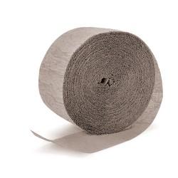 Krepp-papír 200x50 cm szürke