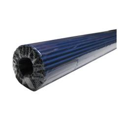 Kreatív hullámkarton 50x70 cm kék