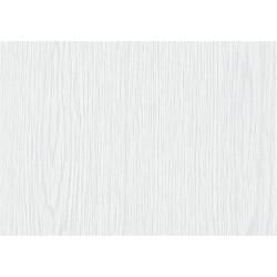 Kreatív öntapadó fólia 45x200 cm famintás fehér