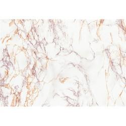 Kreatív öntapadó fólia 45x200 cm vörös márvány