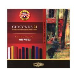 Művészeti olajkréta Koh-i-noor Gioconda 24 db-os klt. 8114