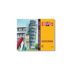 Művészeti olajkréta Koh-i-noor Gioconda 6 db-os klt. 8111