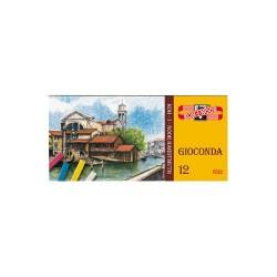 Művészeti olajkréta Koh-i-noor Gioconda 12 db-os klt. 8112