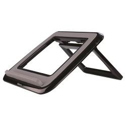 Laptopállvány Fellowes I-Spire Series magasított fekete