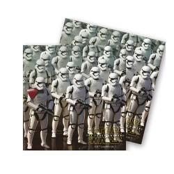 Szalvéta 33x33 cm 2 rétegű, 20db/cs Star Wars 7