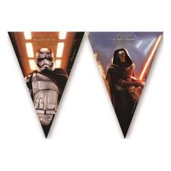 Kreatív zászló műanyag 2,3 m 9 zászlóval Star Wars 7