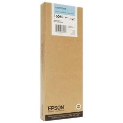 Tintapatron Epson T6065 világoskék