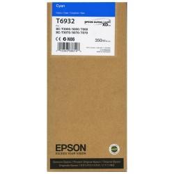 Tintapatron Epson T6932 kék