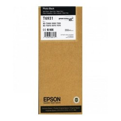 Tintapatron Epson T6931 photo fekete