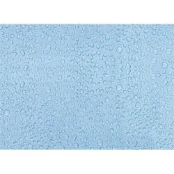 Kreatív öntapadó fólia 45x200 cm vízcseppes kék