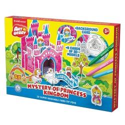 Színezhető 3D puzzle ErichKrause Artberry Hercegnő