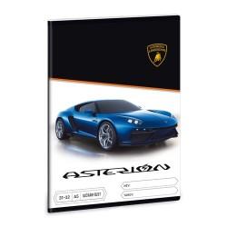 Füzet Ars Una kisalakú 31-32 szótár Lamborghini (769)16