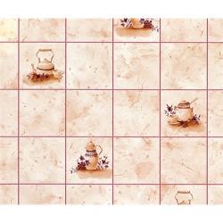 Kreatív öntapadó fólia 0,45 x 15 m csempemintás cserép