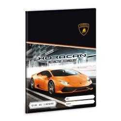 Füzet Ars Una kisalakú 12-32 vonalas Lamborghini (784)17