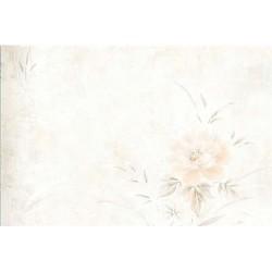 Kreatív papír tapéta méret 0,53 x 10 m Natúr virágok