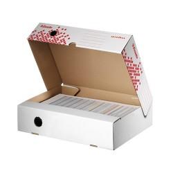 Archiváló doboz Esselte Speedbox felfele nyíló tetővel, 80 mm