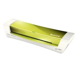 Laminálógép Leitz iLam Home Office A4 zöld