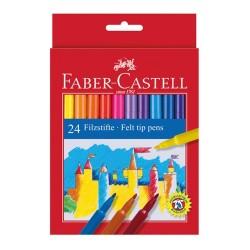 Rostirón Faber-Castell 24 db-os klt