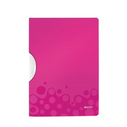 Clip-mappa Leitz Wow Colorclip rózsaszín