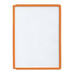 Bemutatótábla Durable Sherpa PP narancs