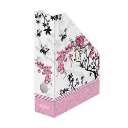Iratpapucs karton összehajtható Herlitz Ladylike Bloom