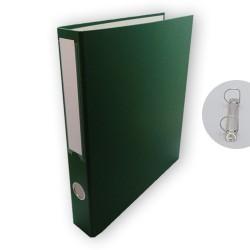 Gyűrűs könyv PD A/4 2 gyűrűs 45 mm gerinccel zöld