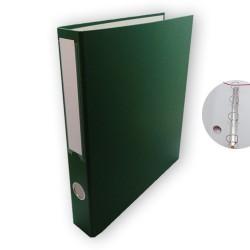 Gyűrűs könyv PD A/4 4 gyűrűs 45 mm gerinccel zöld
