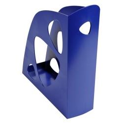 Iratpapucs műanyag Exacompta Ecomag A/4+ 7,7 cm gerinccel éjkék
