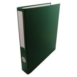 Gyűrűs könyv A/4 2 gyűrűs 35 mm gerinccel zöld