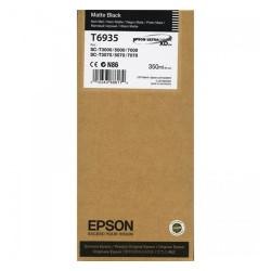 Tintapatron Epson C13T693500 Matte Black eredeti 350ml