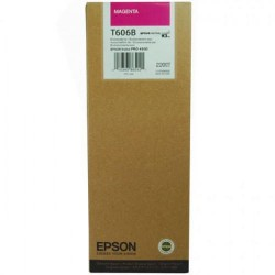 Tintapatron Epson C13T606B 220 ml magenta