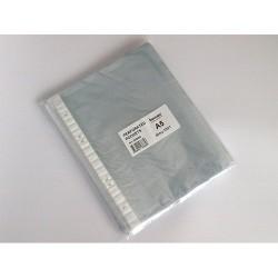 Lefűzhető tasak A/5 40 mic. narancsos 100 db/csomag