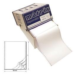 Leporelló MATRIX 158x12 coll 4 példányos 900 garn./doboz