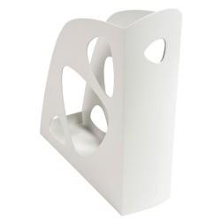 Iratpapucs műanyag Exacompta Ecomag A/4+ 7,7 cm gerinccel szürke