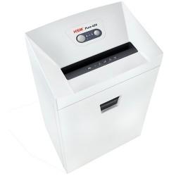 Iratmegsemmisítő HSM Pure 420 1,9x15mm - GDPR