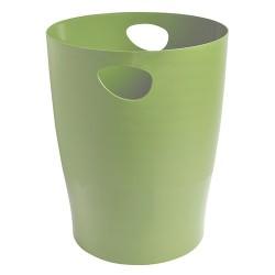Papírkosár Exacompta Ecobin lime zöld