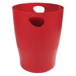 Papírkosár Exacompta/Multiform piros