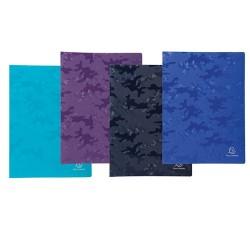 Bemutató mappa Exacompta Mistral A/4 30 részes PP vegyes színek