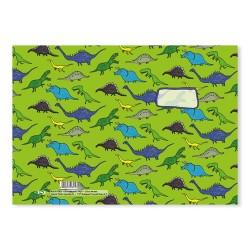 Füzetborító pd A/5 color animals vegyes minta