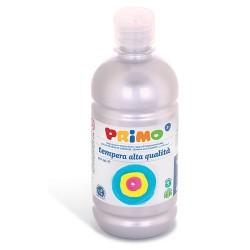 Tempera PRIMO 500ml, ezüst