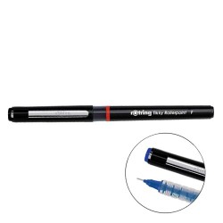 """Rollerpoint Rotring Tikky """"F"""" fekete"""